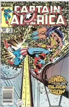Captain America #292