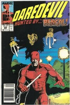 Daredevil #258