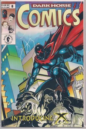 Dark Horse Comics 1992 #8 – d1