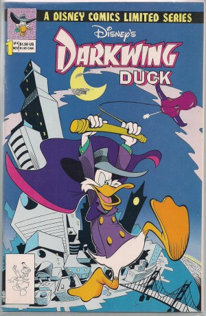 Darkwing Duck #1 – a