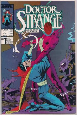 Doctor Strange 1988 #1 – a