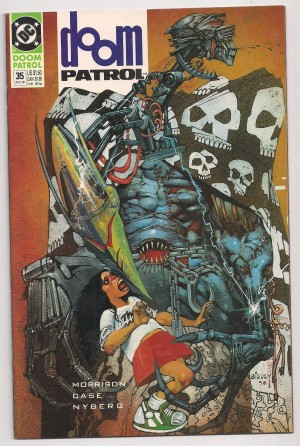 Doom Patrol Vol2 #35 – a