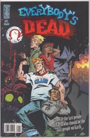 Everybodys Dead #1 – a