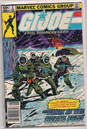 GI Joe 1982 #2 – a