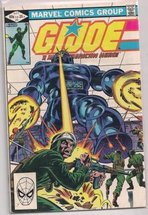 GI Joe 1982 #3 – a