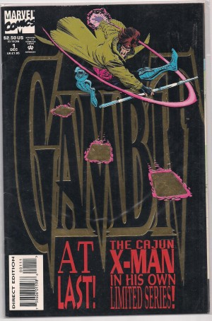 Gambit 1993 #1 – a