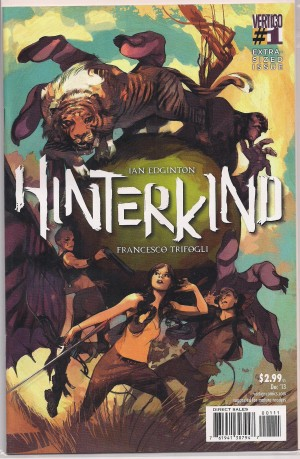 Hinterkind 2013 #1 – a