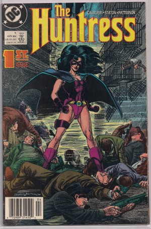 Huntress 1989 #1 – b