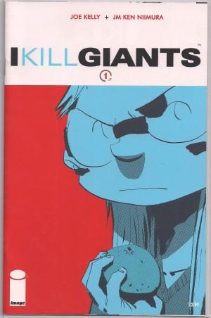 I Kill Giants #1 – a