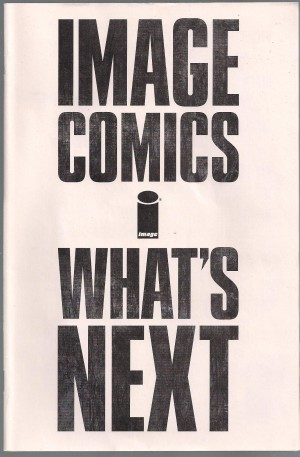 Image Comics Whats Next 2013 – a