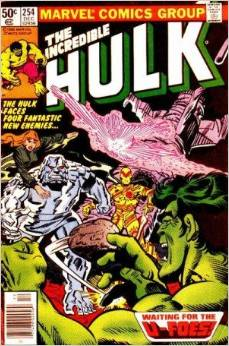 Incredible Hulk #254