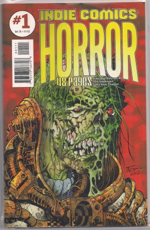 Indie Horror Comics #1 – a