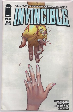 Invincible 2014 #110 – d1 Damaged