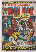 Iron Man #55 - a