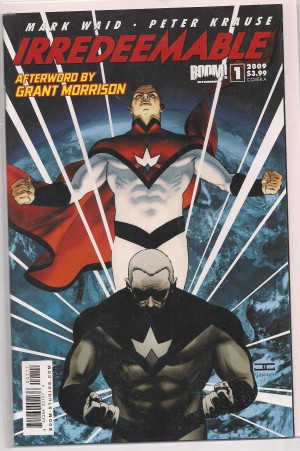 Irredeemable 2009 #1 – a