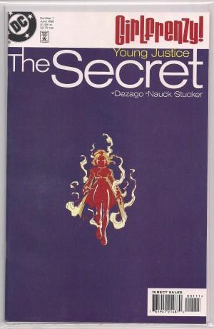 Justic League – Secret #1 – a