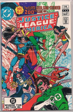 Justice League of America #200 – c