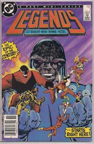 Legends 1986 #1 – b