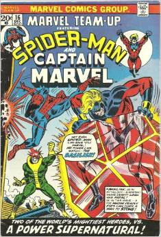 Marvel Team-Up #16