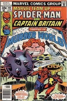 Marvel Team-Up #66