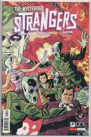 Mysterious Strangers 2013 #1 – a