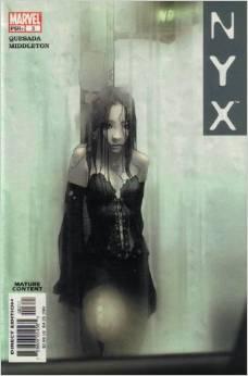 NYX #3 2004
