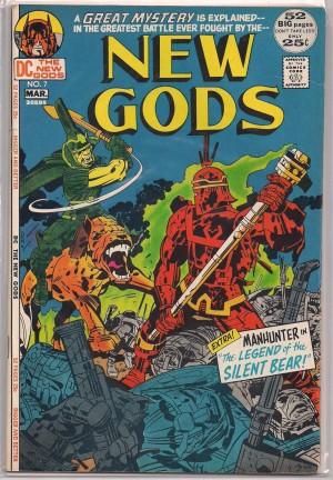 New Gods 1971 #7 – a