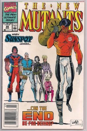 New Mutants #99 – a