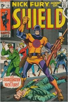 Nick Fury, Agent of Shield #15, 1969