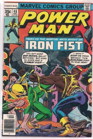 Power Man and Iron Fist #48 – a