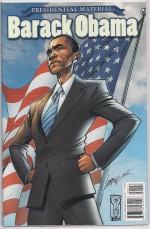 Presedential Material - Barak Obama - a