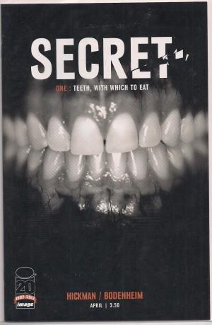 Secret 2012 #1 – a