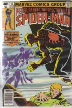 Spectacular Spider-Man #43
