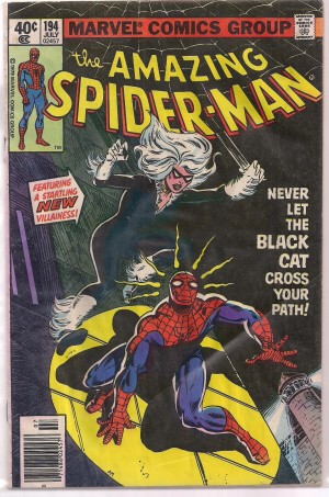 Spiderman #194 – a