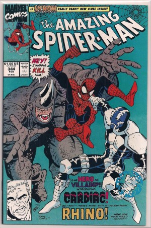 Spiderman #344 – a