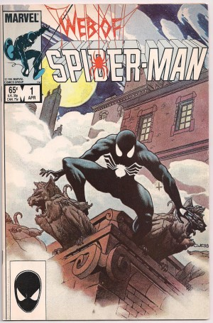 Spiderman – Web of 1985 #1 – a