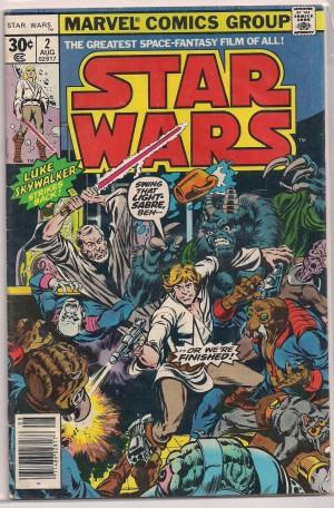 Star Wars 1977 #2 – b