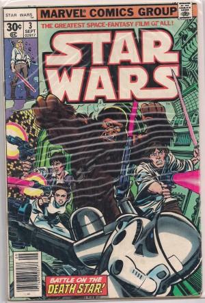 Star Wars 1977 #3 – a