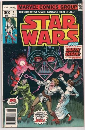 Star Wars 1977 #4 –  a