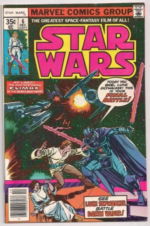 Star Wars 1977 #6 – a
