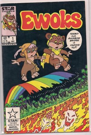 Star Wars – Ewoks 1985 #1 –