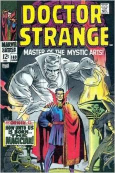 Strange Tales #169