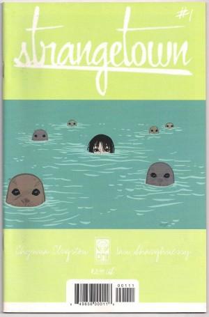 Strangetown #1 – a