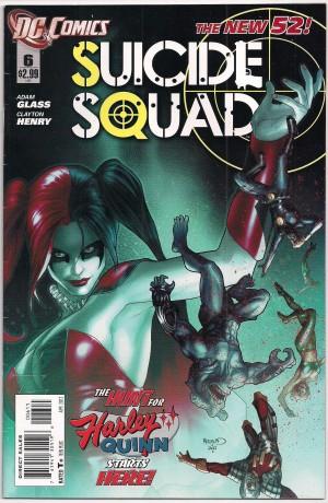 Suicide Squad #6 – a