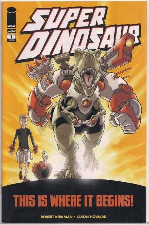 Super Dinosaur #1 – a