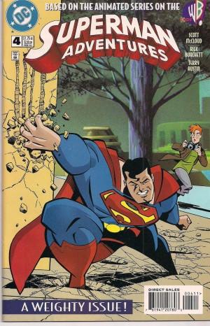 Superman Adventures #4 – a