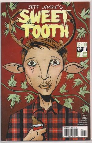 Sweet Tooth 2009 #1 – b