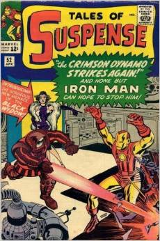 Tales of Suspense #52 1964