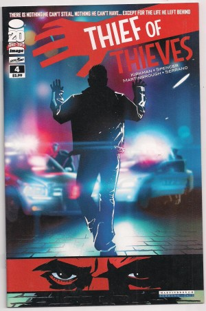 Thief of Thieves 2012 #4 – a