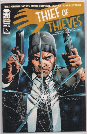 Thief of Thieves 2012 #5 – a